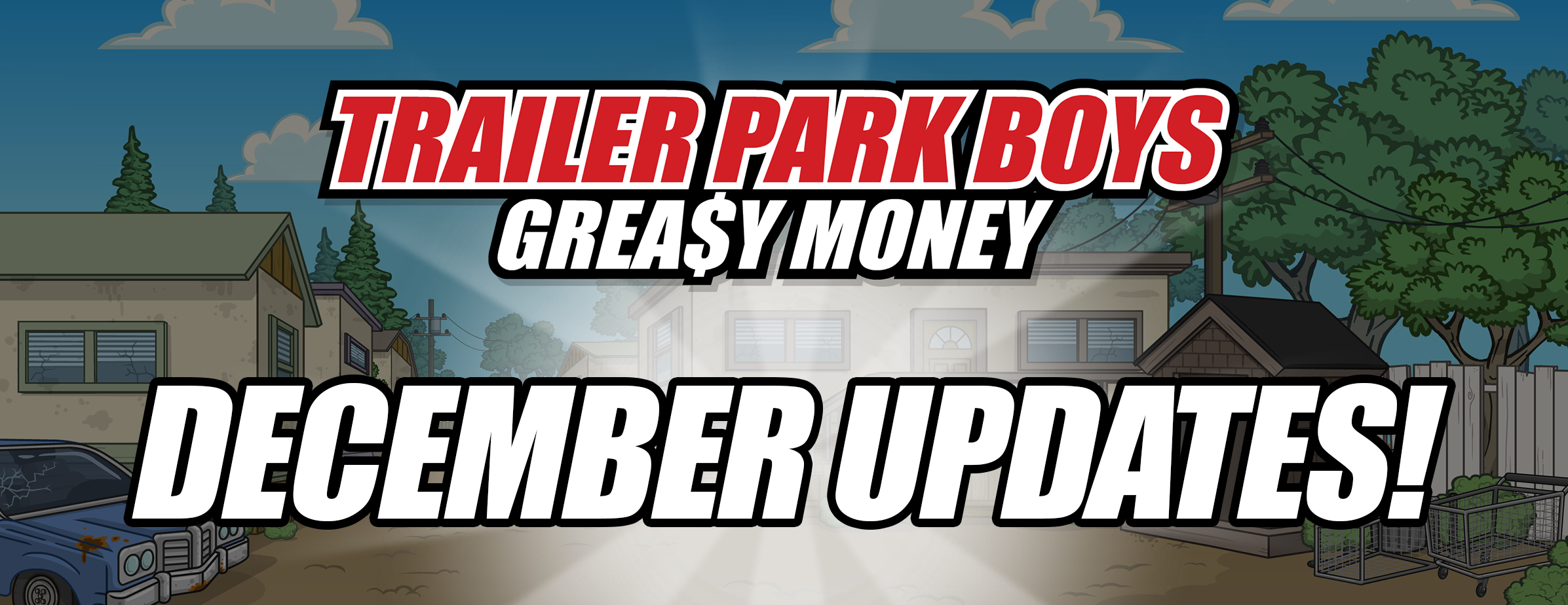 Trailer Park Boys: December Events!