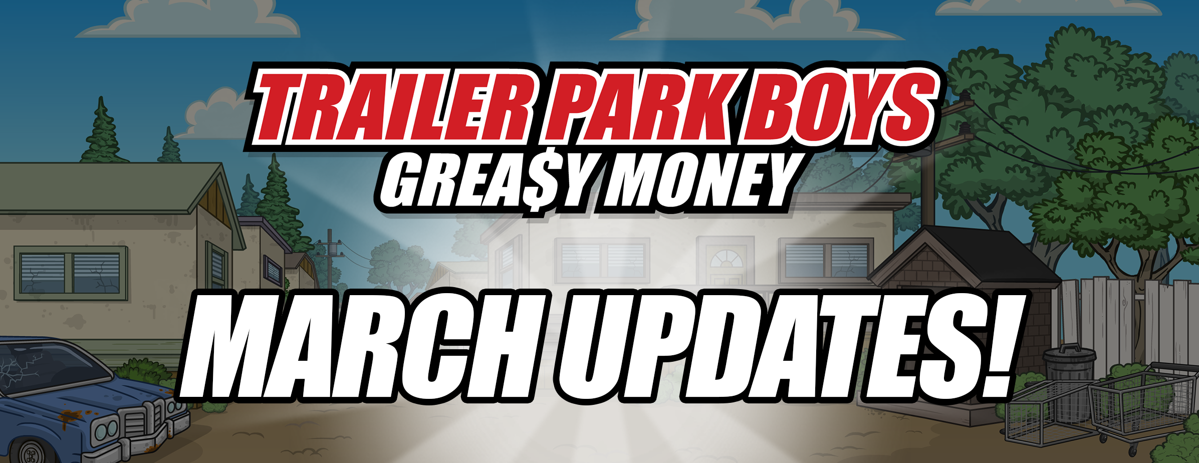 Trailer Park Boys: Greasy March Events!