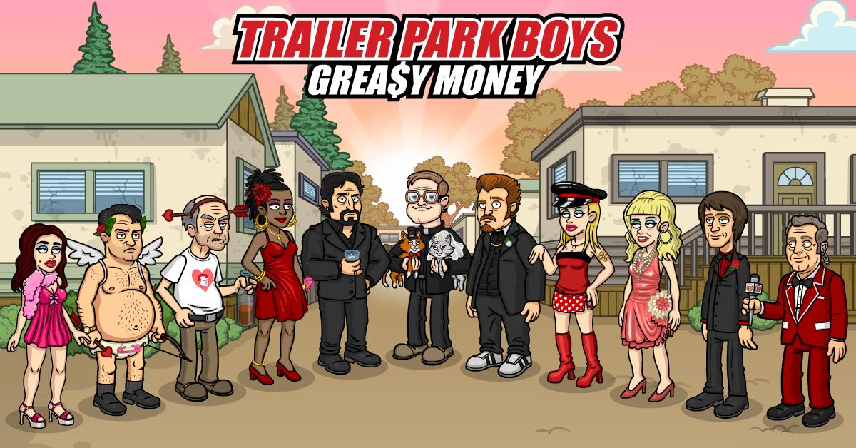 Trailer Park Boys Valentine's Day
