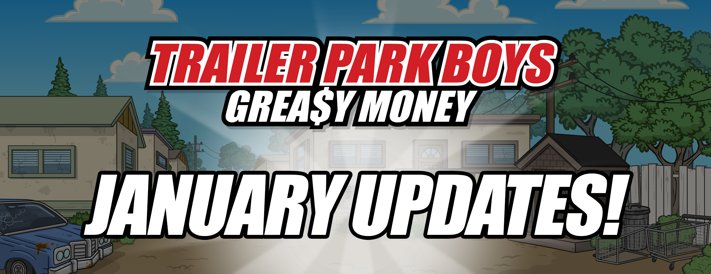 Trailer Park Boys: January Events!